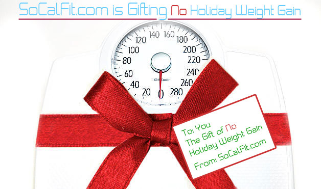 Holiday Weight Gain advice with Personal Trainers
