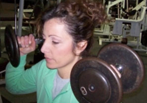 Exercise with a personal trainer from SoCal Fit of Huntington Beach